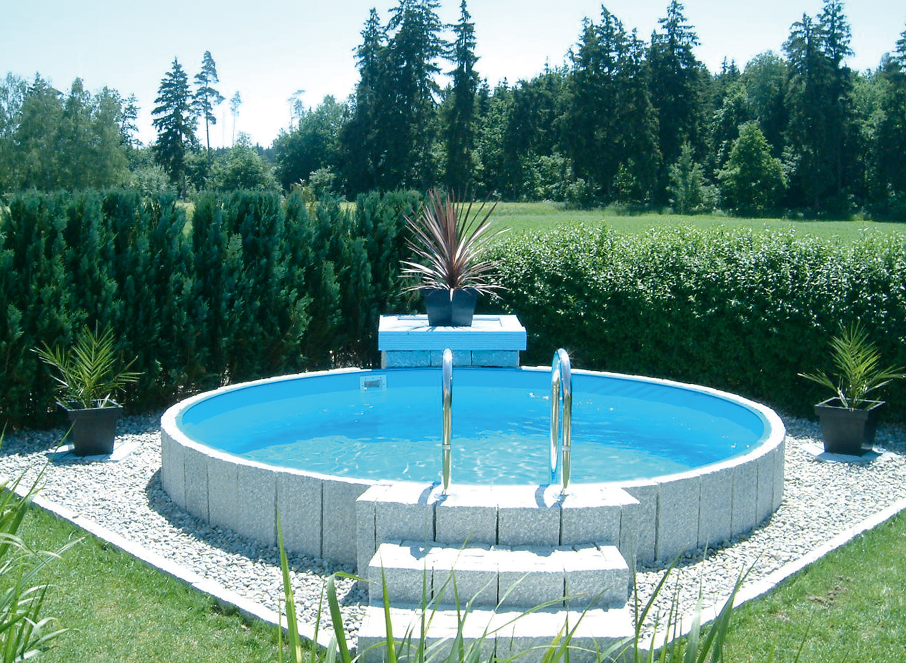 swimming pool bau, Garten Ideen